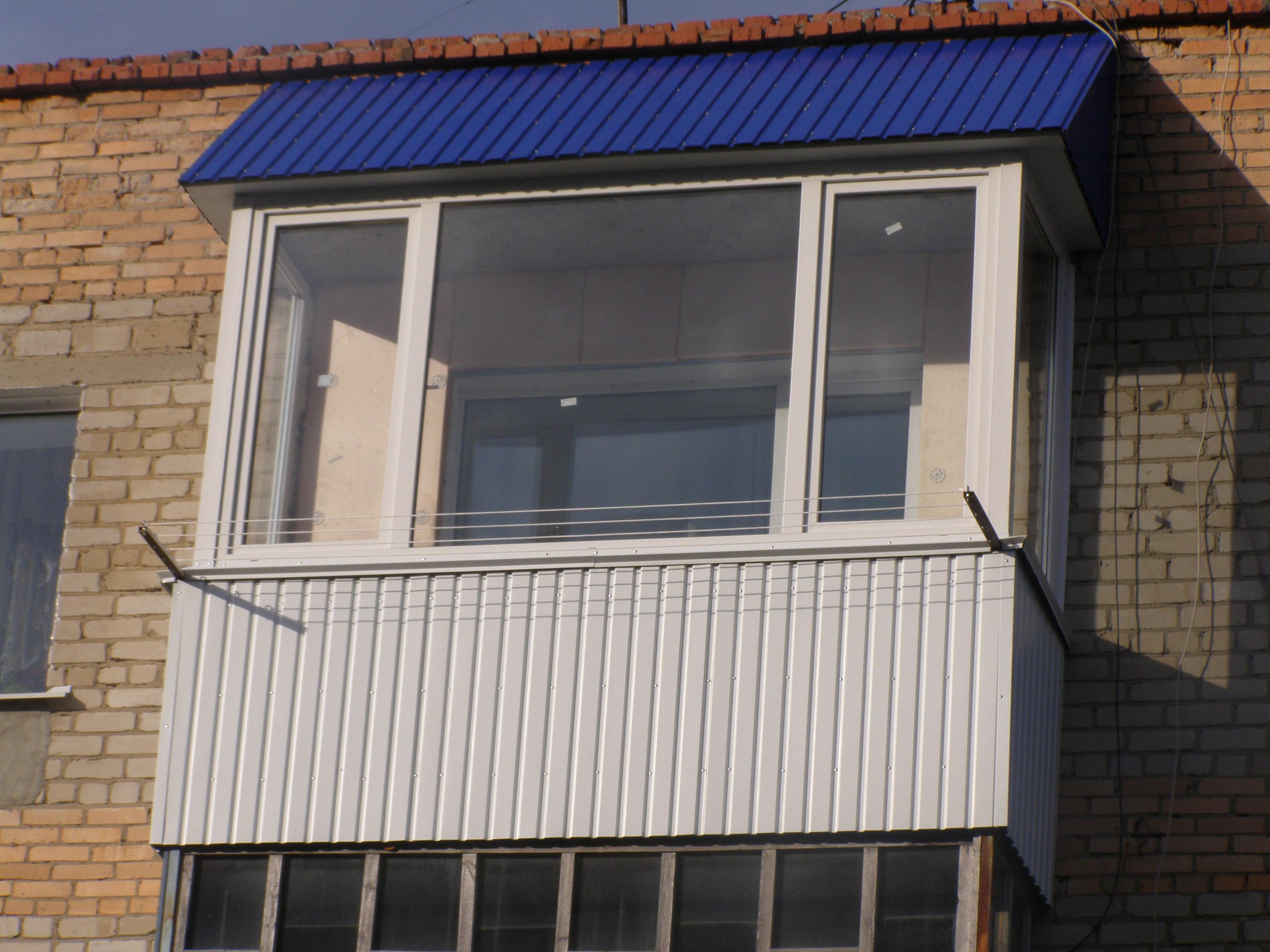 Утепление балкона в хрущевке: теплоизоляция стен, пола и пот.