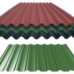 Крыша из ондулина или профнастила?