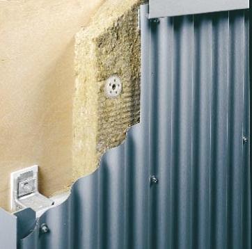 Как обшить дом профнастилом своими руками стены