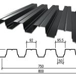 Профилированный лист Н75
