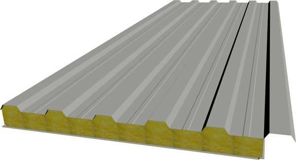 Трехслойные строительные материалы с теплоизоляционным слоем