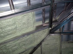 утепление крыши